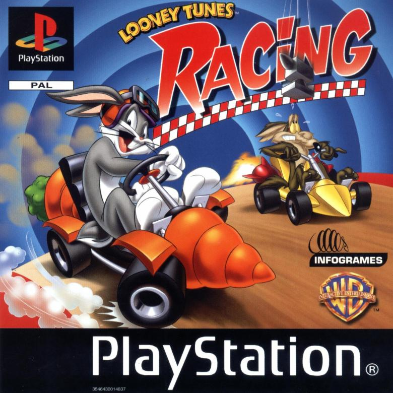 Looney Toons Racing (bin) ISO