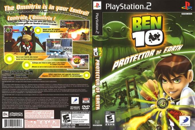 All Ben 10 Psp Games List | Games World