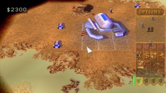 Dune 2000 PS1 ROM #9