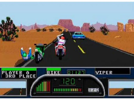 Image result for Road Rash 2