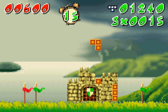 Fortress GBA ROM #6