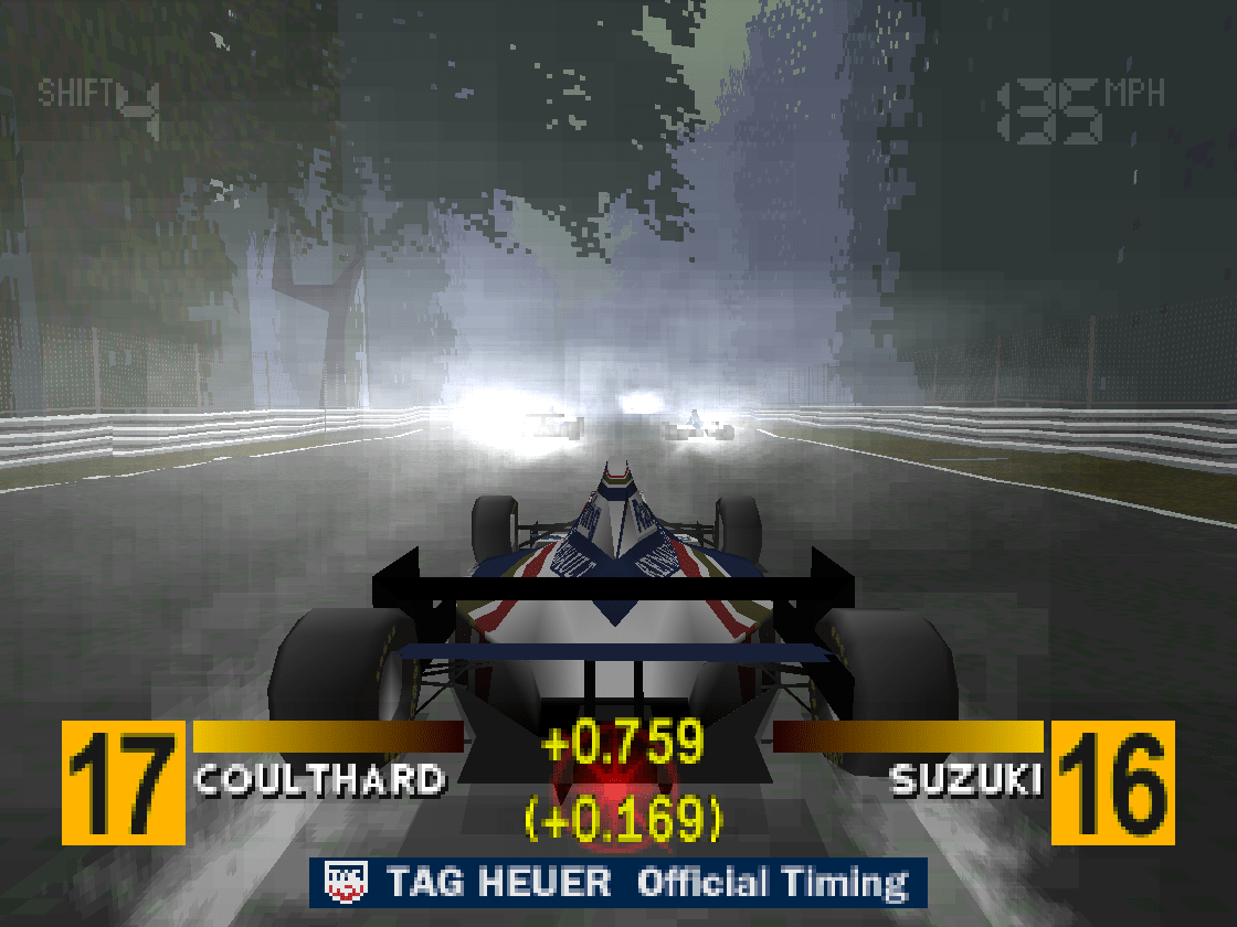 Formula 1 PS1 ROM #12
