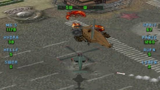 Soviet Strike PS1 ROM #27
