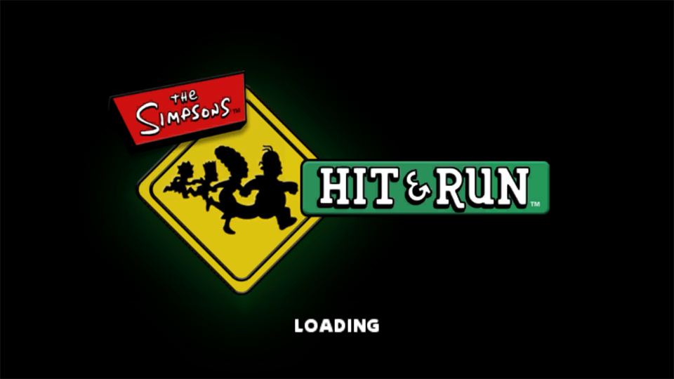 The Simpsons Hit And Run ISO