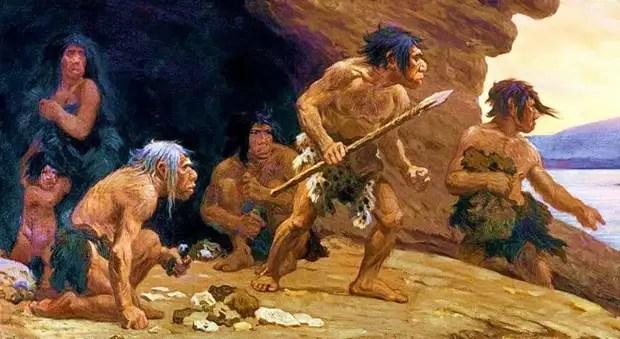 اول مردم بر روی زمین، یا کجا میهن واقعی بشر است؟