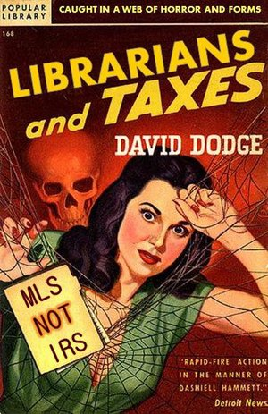 Librarians and Taxes