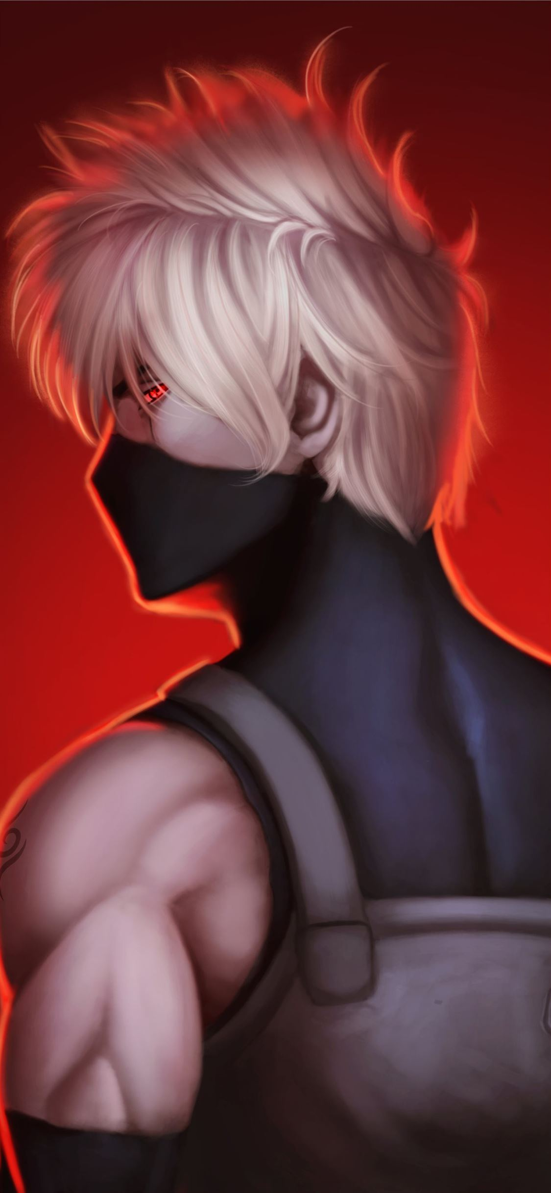 Anime Ninja Art Sony Xperia X Xz Z5 Premium Hd 4k Iphone X Wallpapers Free Download