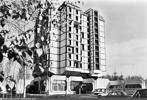 """هتل """"Soyuz""""، 1981."""