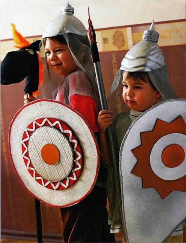 Cómo hacer un disfraz de carnaval para niños con tus propias manos - ideas geniales