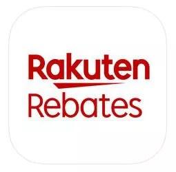 rakuten-rebatesアプリ