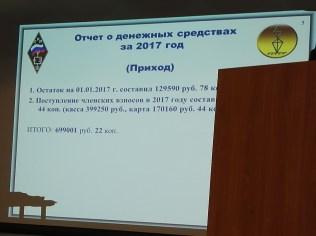 Собрание СРР СПб и ЛО - 2017г.