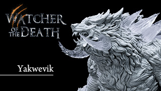 Watcher of the Death-Yakwevik