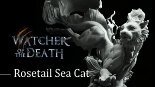 Watcher of the Death-Rosetail Sea Cat-