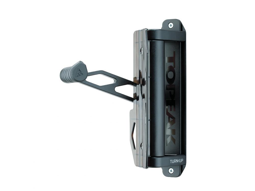 topeak wallmount swing up bike holder