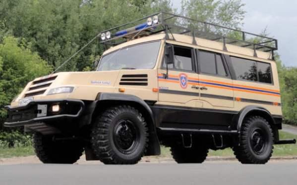 5 необычных КамА3ов, которые больше, чем просто грузовики ...