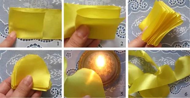 간단한 장미 장미를 만드는 방법