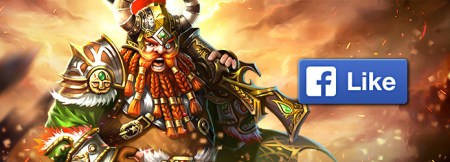 The Best New Game of 2018   Play God Wars now for FREE  55 facebook