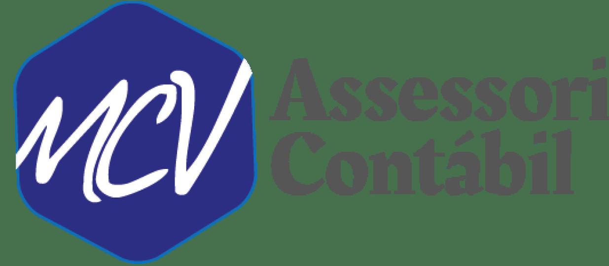 Logo MCV Assessoria Contábil