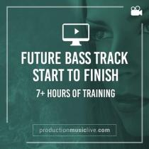 Production Music Live Future Bass Track From Start To Finish TUTORIAL