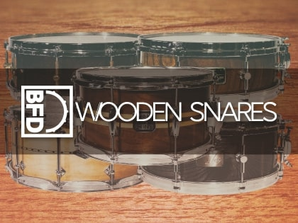 FXpansion BFD Wooden Snares for BFD3 - r2rdownload