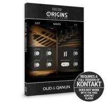 Sonuscore Origins Vol. 4: Oud & Qanun KONTAKT