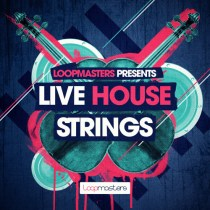 Live House Strings WAV REX