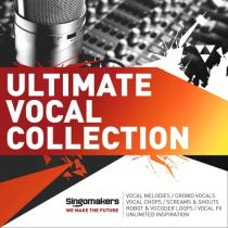 Ultimate Vocal Collection MULTIFORMAT