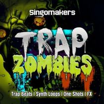 Trap Zombies 1 and 2 WAV REX2