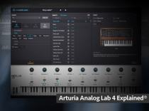 Groove3 Arturia Analog Lab 4 Explained TUTORiAL-SYNTHiC4TE