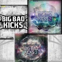FA Big Bad Kicks 1-3 Bundle WAV