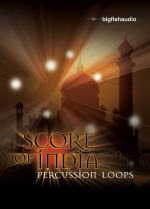 Big Fish Audio Score of India Percussion Loops MULTiFORMAT