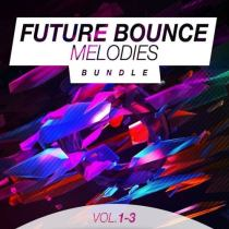 Essential Audio Media Future Bounce Melodies Bundle (Vols 1-3) MIDI