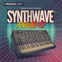 Producer Loops Synthwave Anthems WAV MIDI