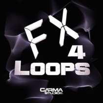 Carma Studio FX Loops Vol.4 WAV
