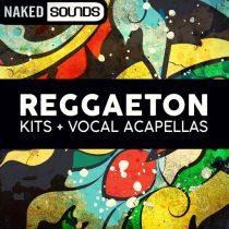 Naked Sounds Reggaeton Vocal Kits WAV