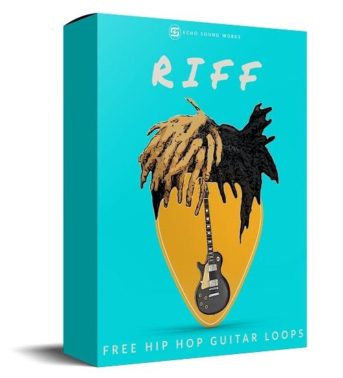 Echo Sound Works Riff - Hip Hop Guitar Loops WAV