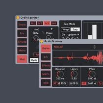 Amazing Noises Grain Scanner v1.1 ALP-SYNTHiC4TE