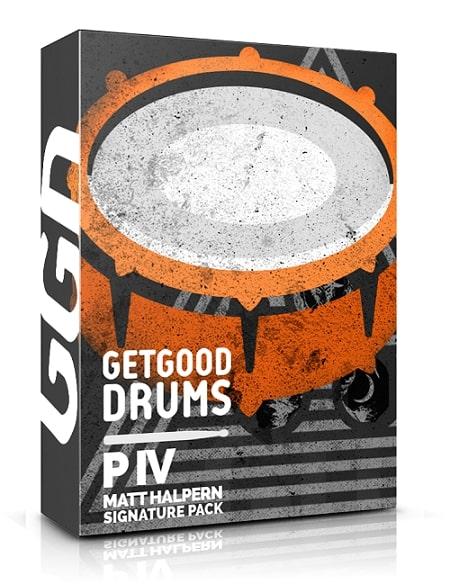GetGood Drums P IV Matt Halpern Signature Pack v1.0.0 KONTAKT