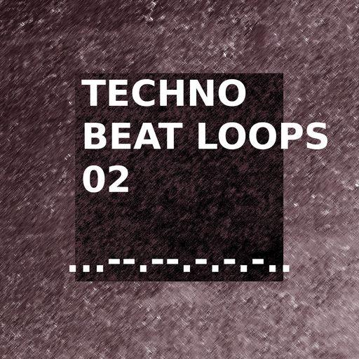 SQNCD Sounds Techno Beat Loops 02 WAV