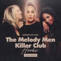 The Melody Men - Killer Club Hooks MULTIFORMAT