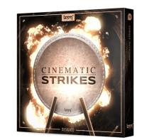 Boom Library Cinematic Strikes Designed WAV