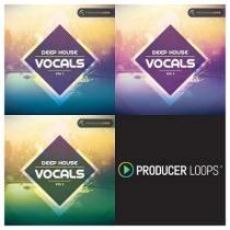 Producer Loops Deep House Vocals Bundle