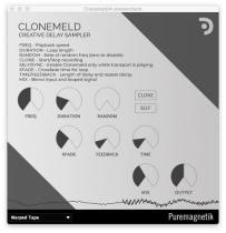 Puremagnetik Clonemeld v1.0.1 VST AU WiN OSX-DECiBEL