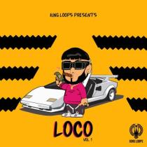 King Loops Loco Vol 1 WAV MIDI