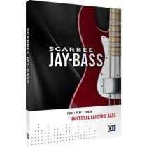 NI Scarbee Jay-Bass v1.1.0 Kontakt Library