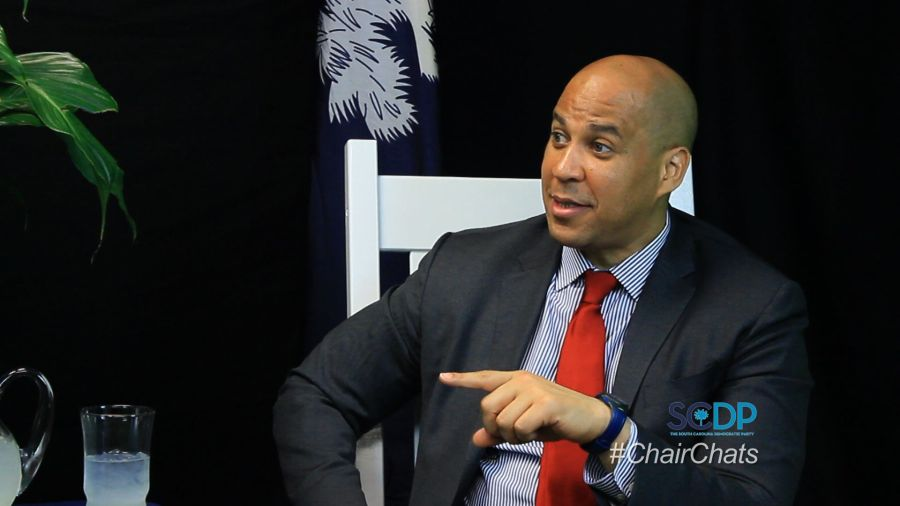 chair chats, cory booker, democratic party, democrat, jaime harrison, marketing, documentary, video production, r2rpro, r2r, reel2real, reel2reel, real2real, reel to reel, sizzle reel, tv show, web series, web show, hosting directing, producing, editing, camera, filming, filmmaker, videographer