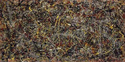 Pollock No. 5