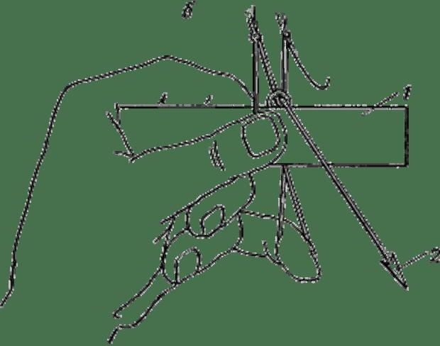 Netværkstrikning. Praktisk vejledning til fisker