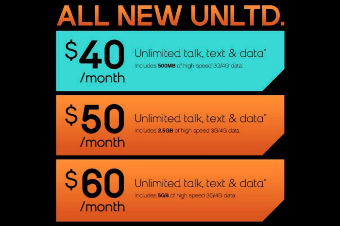 Unlimited Data Plans Cell Phones
