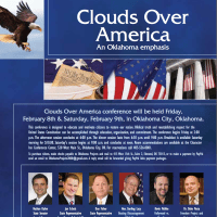 Clouds over America Conference in OKC February 8-9